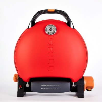 Газовый гриль O-GRILL 700T RED