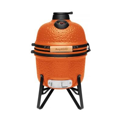 Угольный керамический гриль-печь BergHOFF SMALL, оранжевый