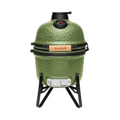 Угольный керамический гриль-печь BergHOFF SMALL, зеленый