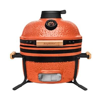 Угольный керамический гриль-печь BergHOFF MEDIUM, оранжевый
